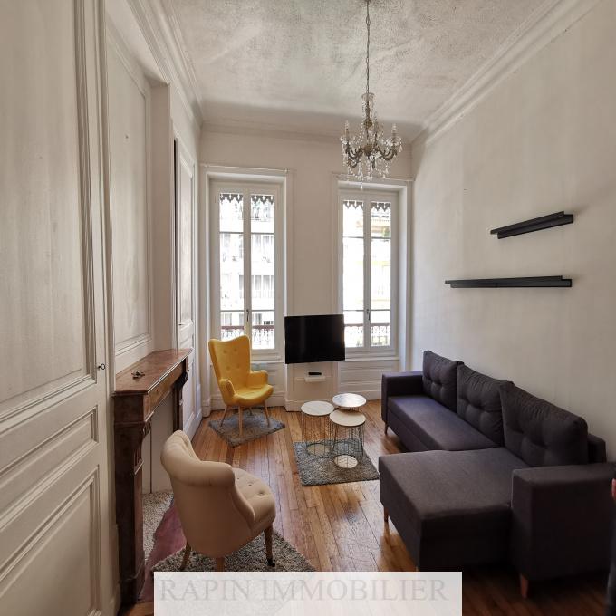 Offres de location Appartement Lyon (69006)
