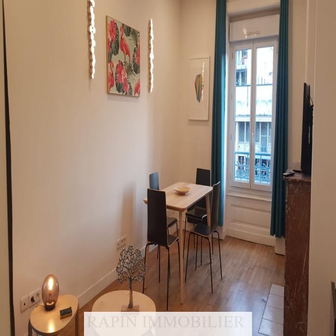 Offres de location Appartement Lyon (69002)